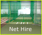 Cricket Net Hire